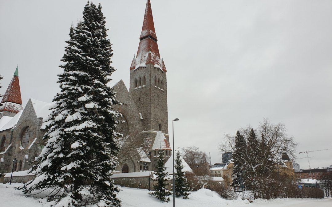 Talvipäivä Tampereella!